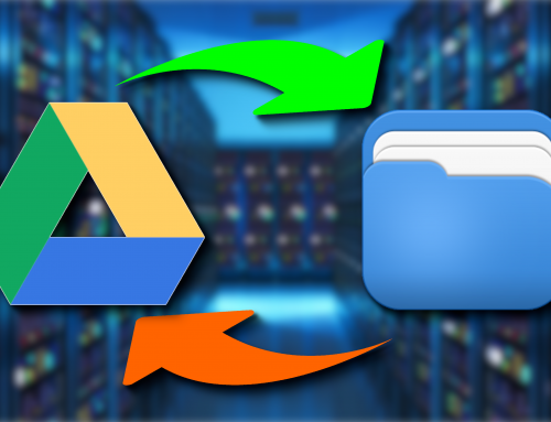 Come sincronizzare in locale in automatico una cartella da Google Drive su Android/IOS